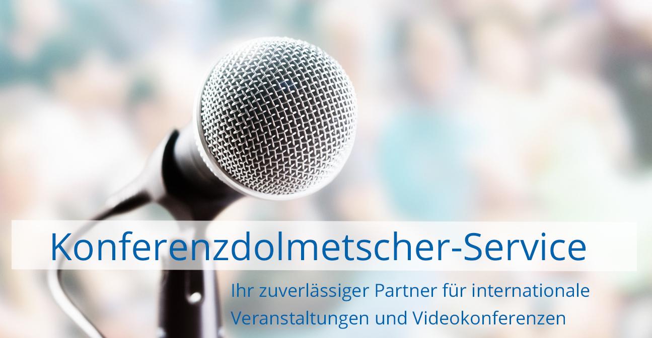 konferenzdolmetscherservice
